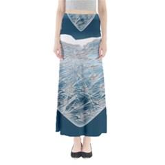 Frozen Heart Maxi Skirts