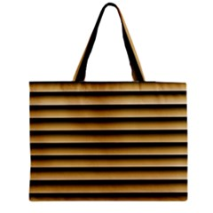Golden Line Background Medium Tote Bag