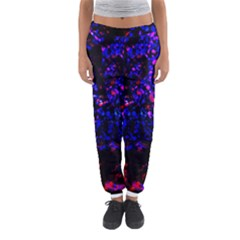 Grunge Abstract Women s Jogger Sweatpants