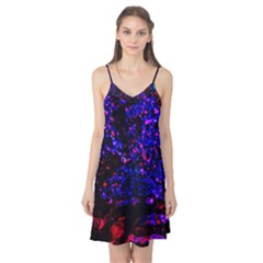 Grunge Abstract Camis Nightgown