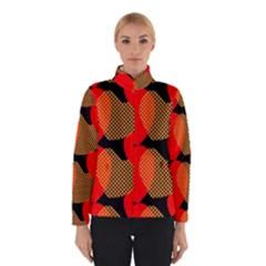 Heart Pattern Winterwear