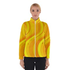Orange Yellow Background Winterwear