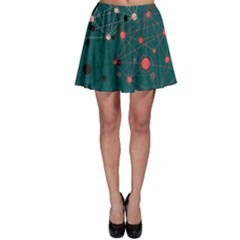 Pattern Seekers The Good The Bad And The Ugly Skater Skirt