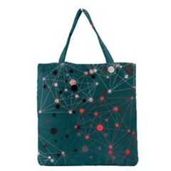 Pattern Seekers The Good The Bad And The Ugly Grocery Tote Bag
