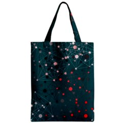 Pattern Seekers The Good The Bad And The Ugly Zipper Classic Tote Bag