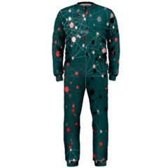 Pattern Seekers The Good The Bad And The Ugly Onepiece Jumpsuit (men)