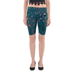 Pattern Seekers The Good The Bad And The Ugly Yoga Cropped Leggings