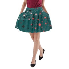 Pattern Seekers The Good The Bad And The Ugly A Line Pocket Skirt