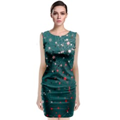 Pattern Seekers The Good The Bad And The Ugly Classic Sleeveless Midi Dress