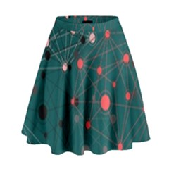 Pattern Seekers The Good The Bad And The Ugly High Waist Skirt
