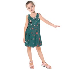 Pattern Seekers The Good The Bad And The Ugly Kids  Sleeveless Dress