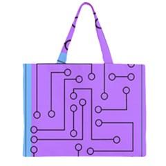 Peripherals Large Tote Bag