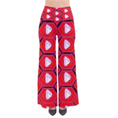Red Bee Hive Pants