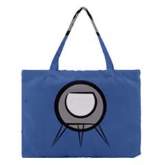 Rocket Ship App Icon Medium Tote Bag