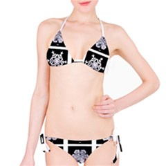 Snowflakes Exemplifies Emergence In A Physical System Bikini Set
