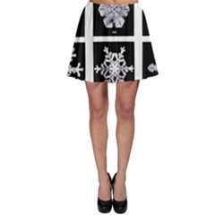 Snowflakes Exemplifies Emergence In A Physical System Skater Skirt