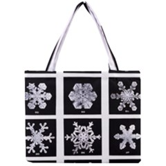 Snowflakes Exemplifies Emergence In A Physical System Mini Tote Bag