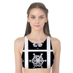 Snowflakes Exemplifies Emergence In A Physical System Tank Bikini Top
