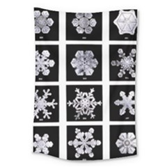 Snowflakes Exemplifies Emergence In A Physical System Large Tapestry
