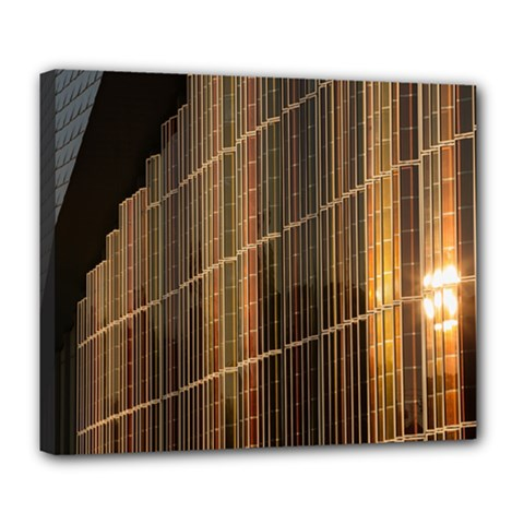 Swisstech Convention Center Deluxe Canvas 24  X 20