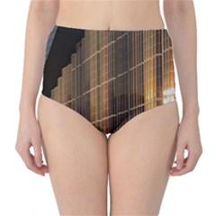 Swisstech Convention Center High Waist Bikini Bottoms