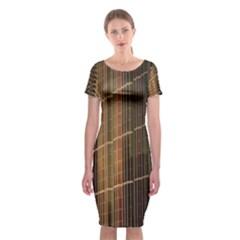 Swisstech Convention Center Classic Short Sleeve Midi Dress