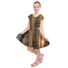 Swisstech Convention Center Kids  Short Sleeve Dress