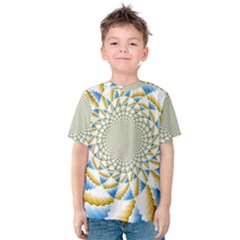 Tech Neon And Glow Backgrounds Psychedelic Art Psychedelic Art Kids  Cotton Tee