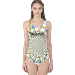 Tech Neon And Glow Backgrounds Psychedelic Art Psychedelic Art One Piece Swimsuit