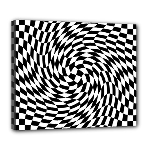 Whirl Deluxe Canvas 24  X 20
