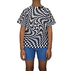 Whirl Kids  Short Sleeve Swimwear