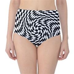 Whirl High Waist Bikini Bottoms