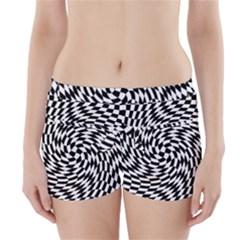 Whirl Boyleg Bikini Wrap Bottoms
