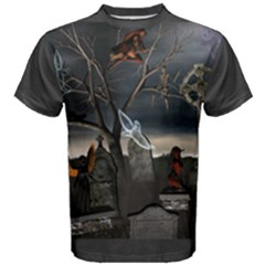 All Hallows Eve Cotton Tee