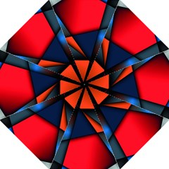3d And Abstract Straight Umbrellas