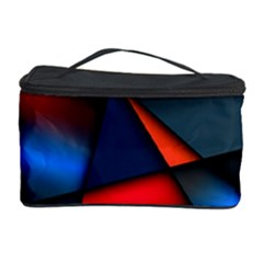 3d And Abstract Cosmetic Storage Case