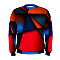 3d And Abstract Men s Sweatshirt