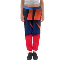 3d And Abstract Women s Jogger Sweatpants