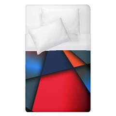 3d And Abstract Duvet Cover (Single Size)