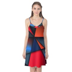 3d And Abstract Camis Nightgown