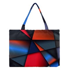 3d And Abstract Medium Tote Bag