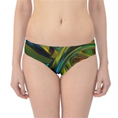 3d Transparent Glass Shapes Mixture Of Dark Yellow Green Glass Mixture Artistic Glassworks Hipster Bikini Bottoms