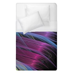 Abstract Satin Duvet Cover (Single Size)