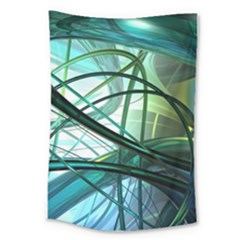 Abstract Large Tapestry