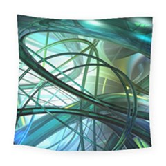 Abstract Square Tapestry (large)