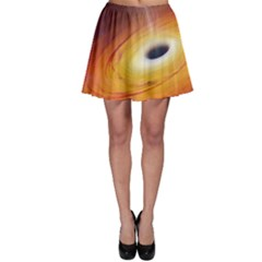 Black Hole Skater Skirt