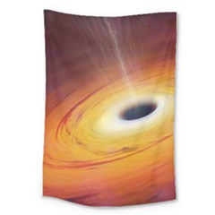 Black Hole Large Tapestry