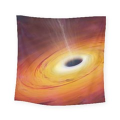 Black Hole Square Tapestry (small)