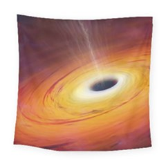 Black Hole Square Tapestry (Large)