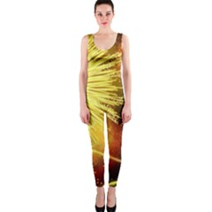 Celebration Colorful Fireworks Beautiful Onepiece Catsuit
